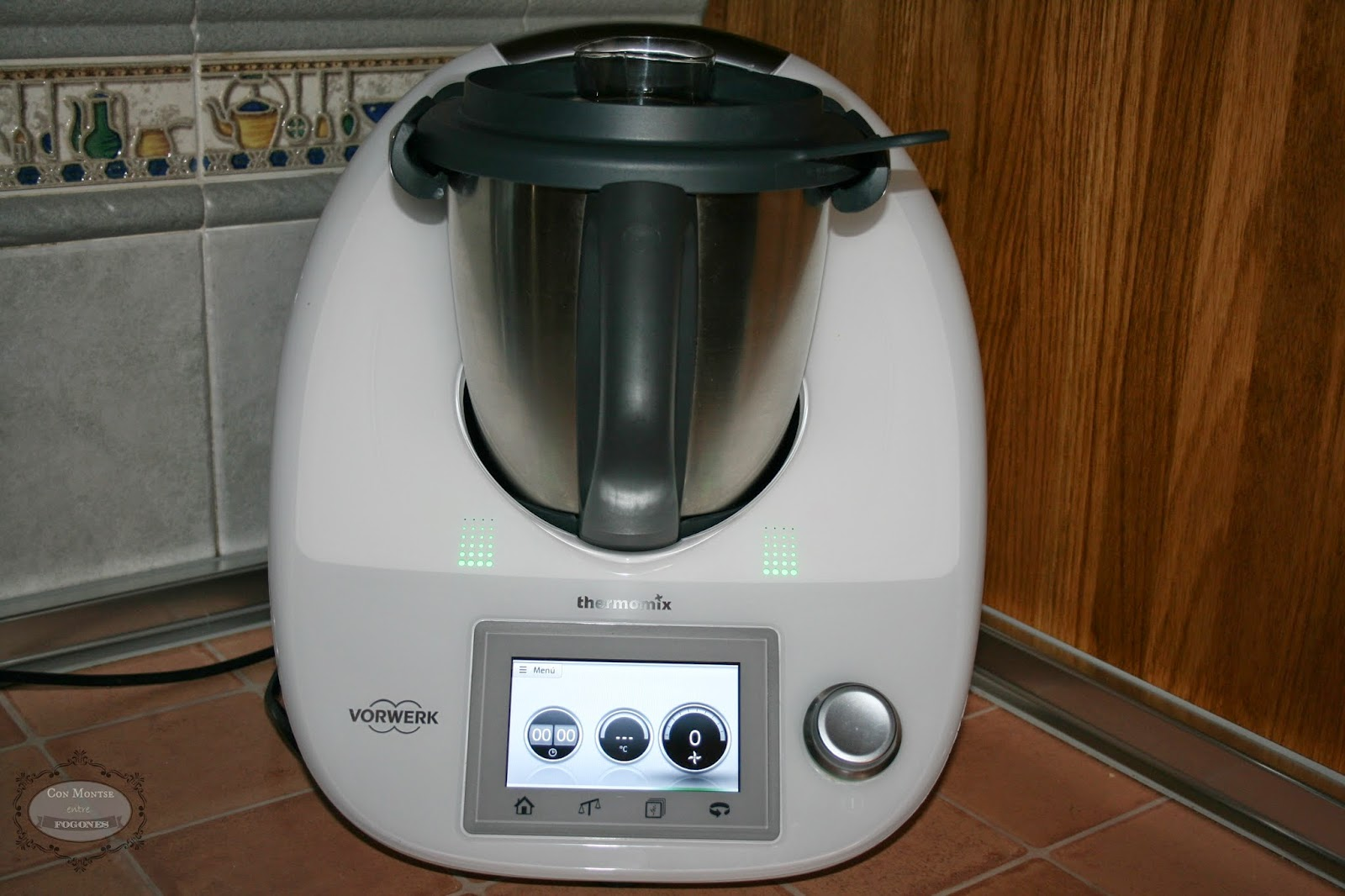 Mi thermomix tm5 con montse entre fogones for Cocinar con thermomix tm5