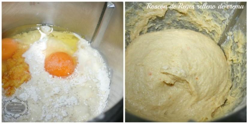 Roscon de Reyes 4