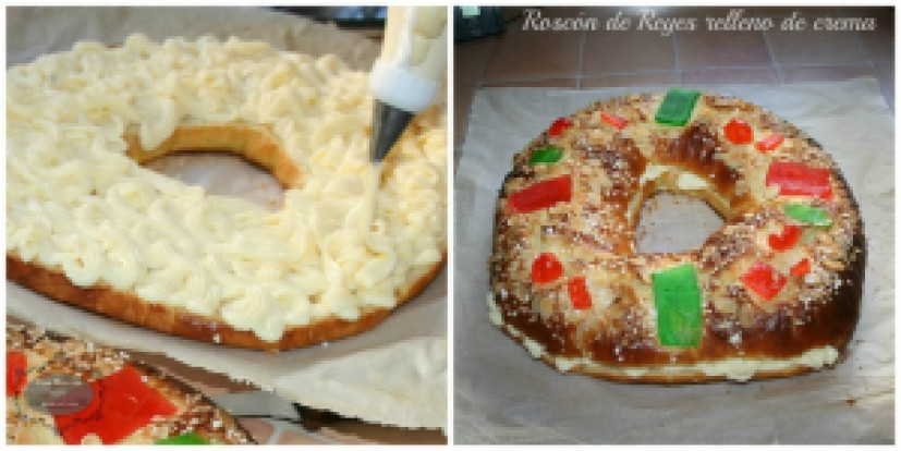 Roscon de Reyes 8
