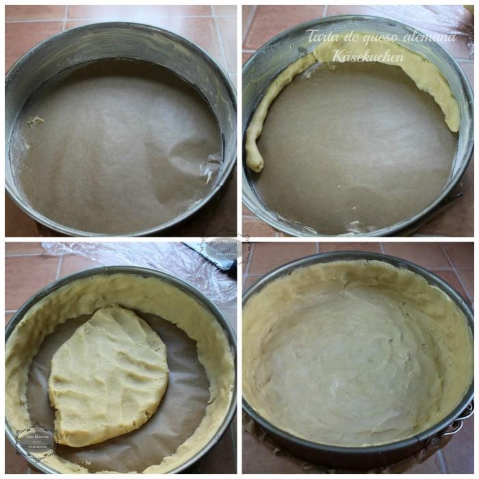 Tarta de queso alemana 3